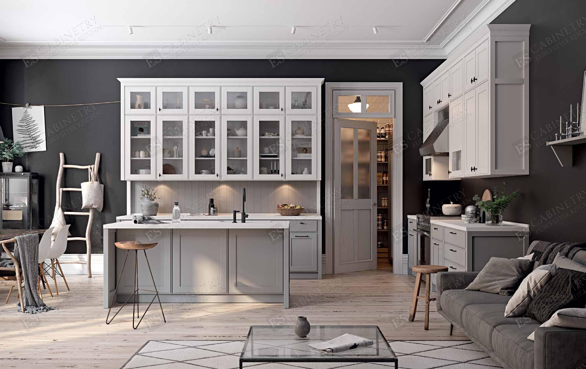 italian kitchen cabinets | Lugano