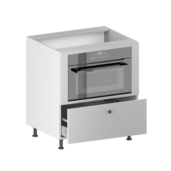 Microwave Base Cabinet (1 Opening & 1 Drawer) (ITA) for kitchen