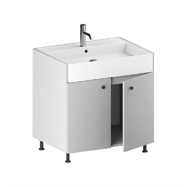 Base Farm Sink Cabinet (2 Doors) for kitchen