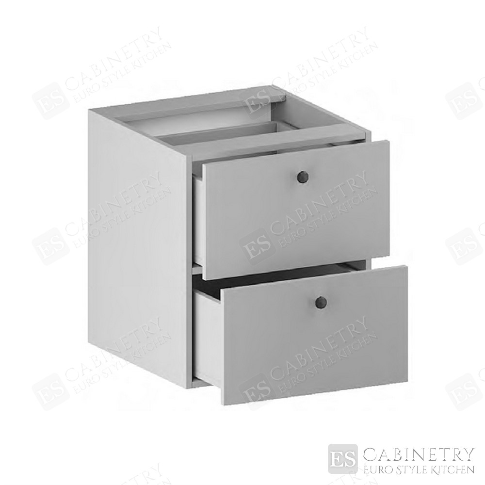 Floating Bathroom Vanity (2 Drawers) for kitchen