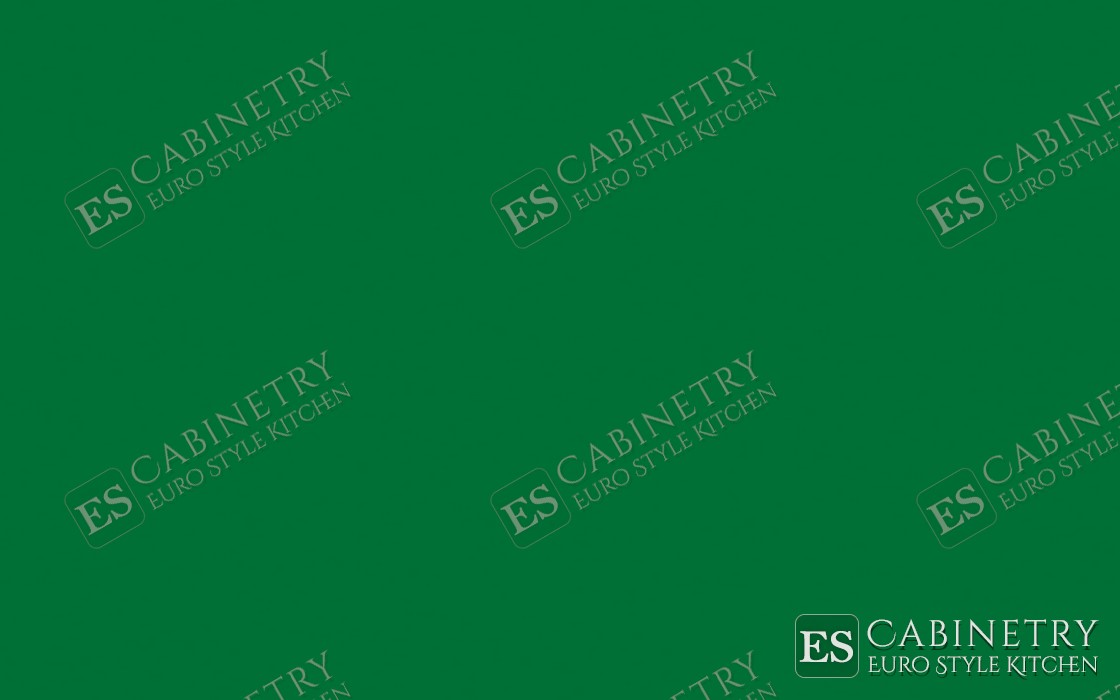 Oxide Green (RAL 6029) for kitchen
