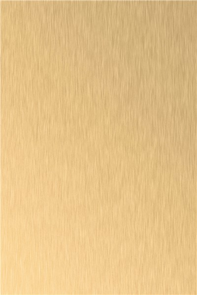 Brushed Gold for kitchen