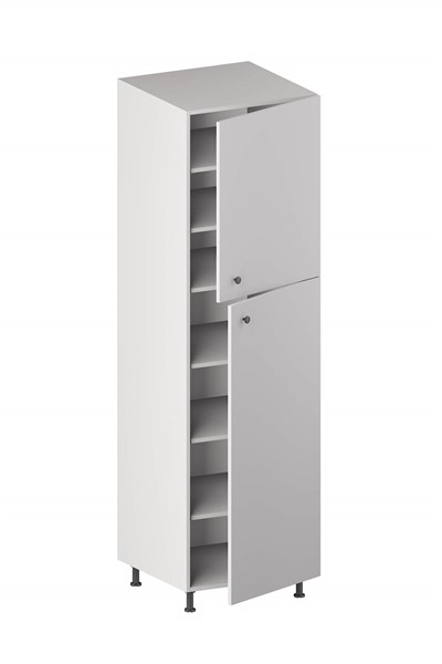 Pantry Cabinet (2 Doors & 5 Adjustable Shelves) for kitchen