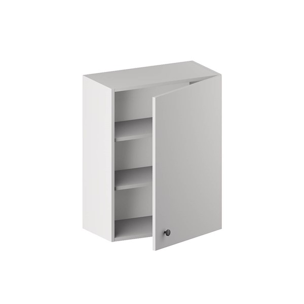 Wall Cabinet (1 Door & 2 Shelves) for kitchen