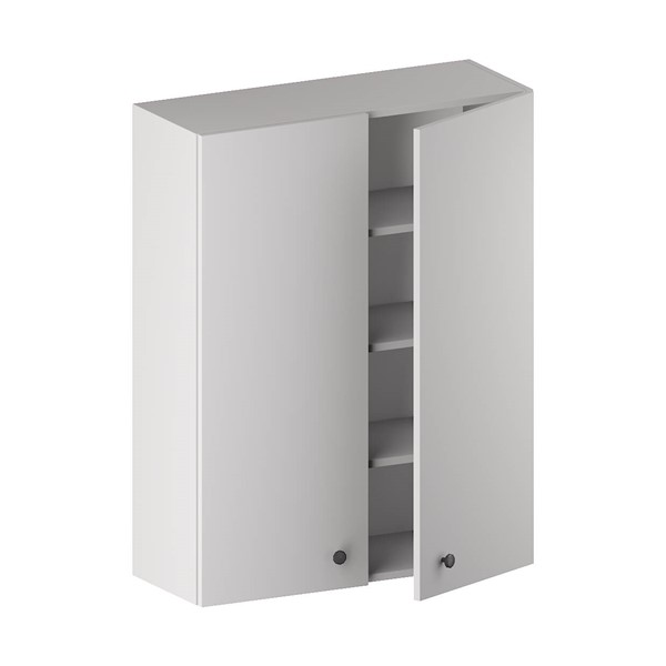 Wall Cabinet (2 Doors & 3 Shelves) for kitchen